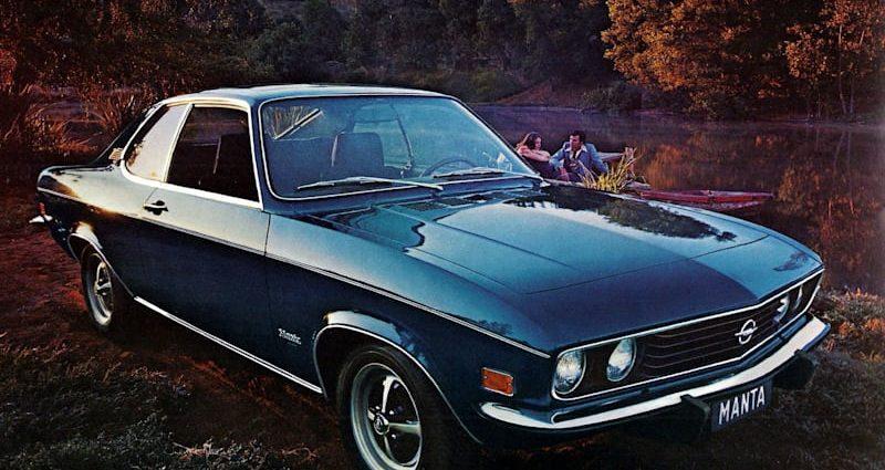 Warm Tires picks a 1975 Opel Manta as a Legends Scenic tour finalist