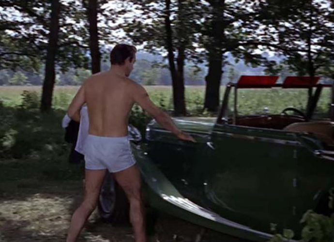 All 24 James Bond flicks rated just by their vehicles