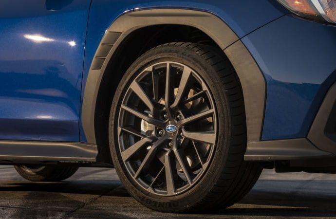 2022 Subaru WRX First Look & Trip