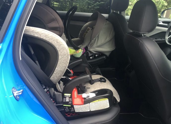 2022 Volkswagen Taos Youngster as well as Baby Safety Seat Examination