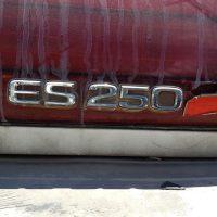 Junkyard Treasure: 1991 Lexus ES 250