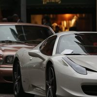 Just how to park your supercar like a pro