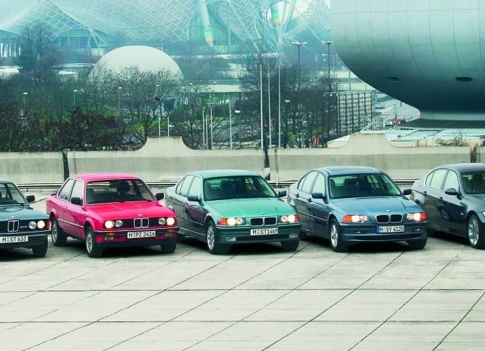 Why do BMWs appear like that? Blame (or commemorate) this person