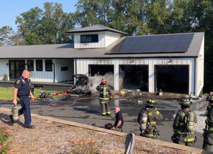 One more remembered Chevy Screw parked inside your home ignites in Georgia