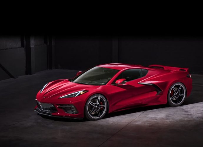 Chevy launches very first authorities 2023 Corvette Z06 picture