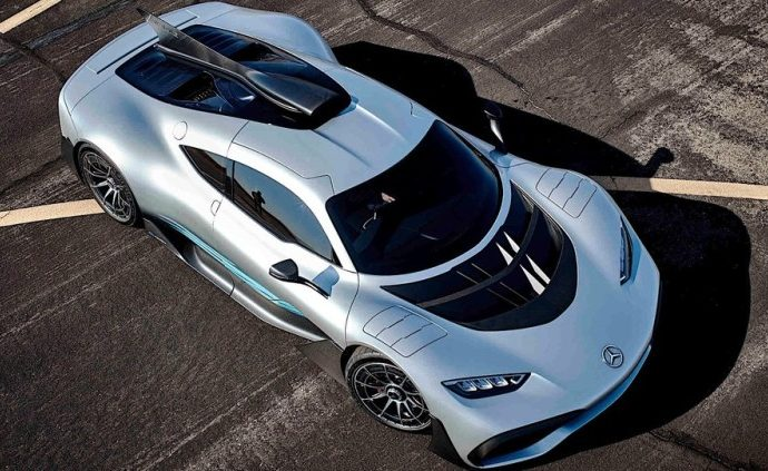 Unique: Mercedes-AMG One hypercar postponed once again