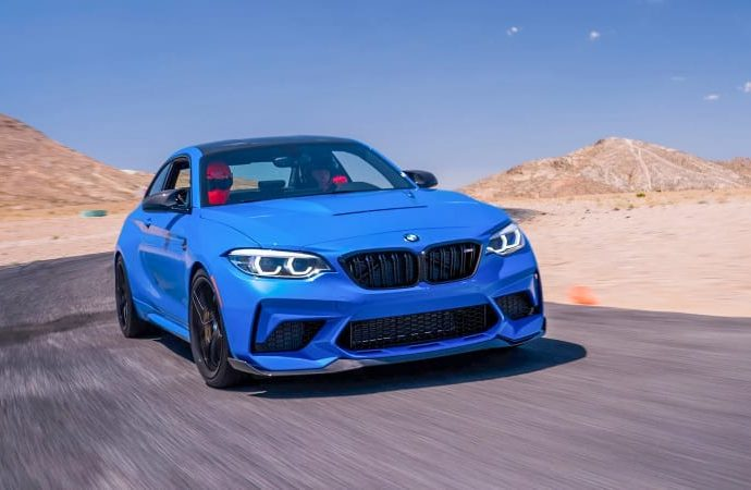 The BMW M2 CS might be marketed out, yet you can still win one below