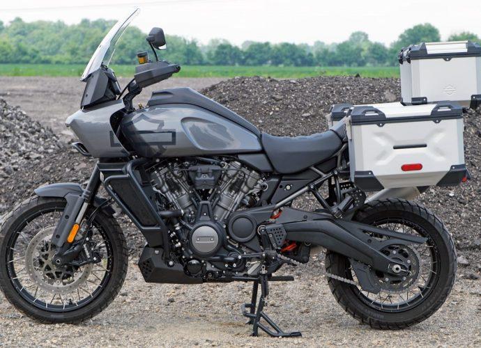 2021 Harley-Davidson Frying Pan America 1250 First Trip