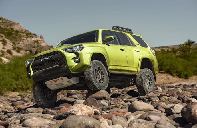 2022 Toyota 4Runner Evaluation The old kid's back once again