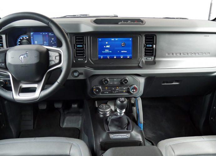 2022 Ford Bronco Evaluation Go-anywhere unobtanium