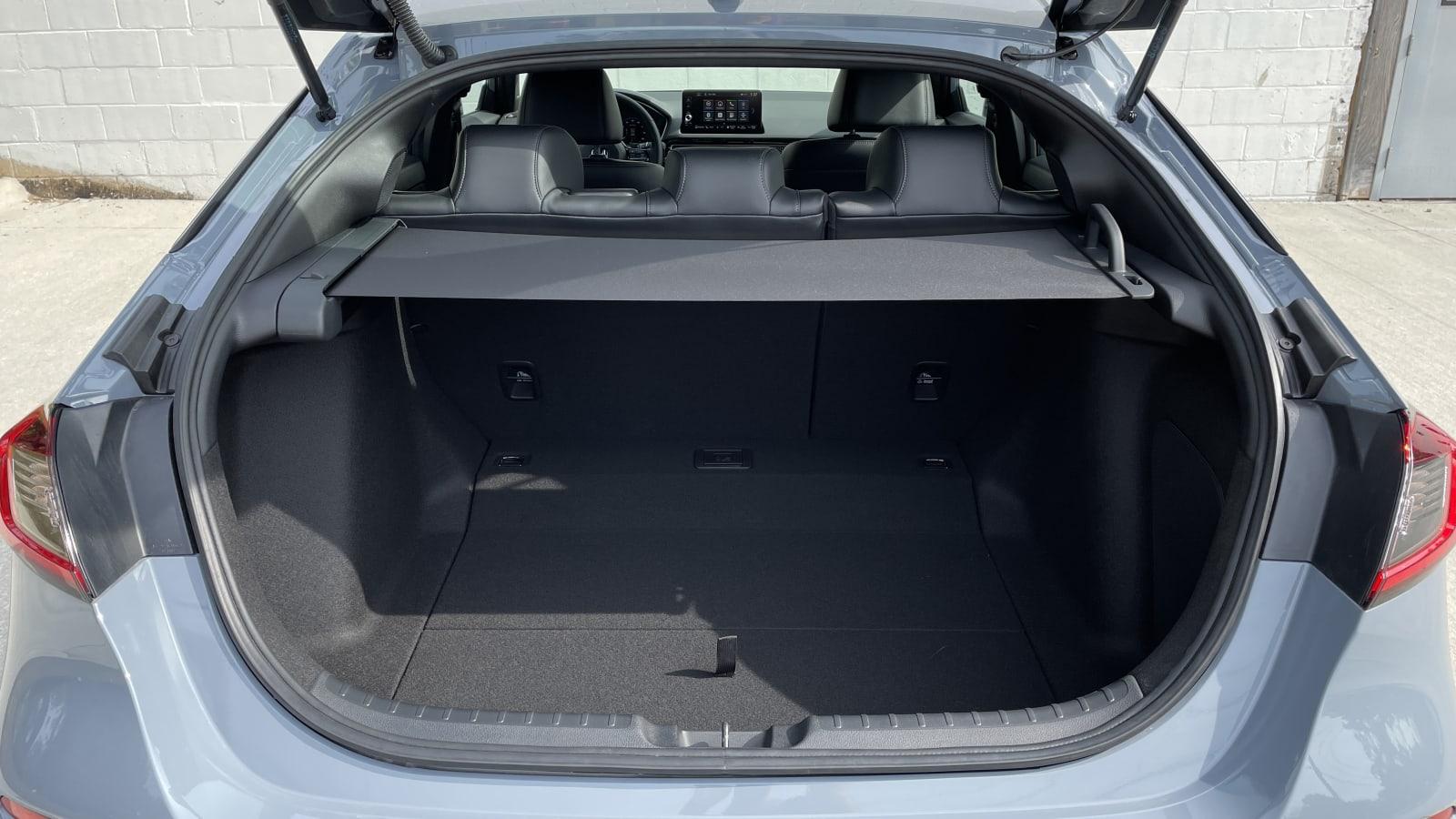 2022 Honda Civic Hatchback First Drive